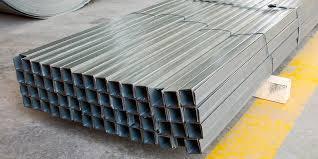Steel reinforcement PVC profile