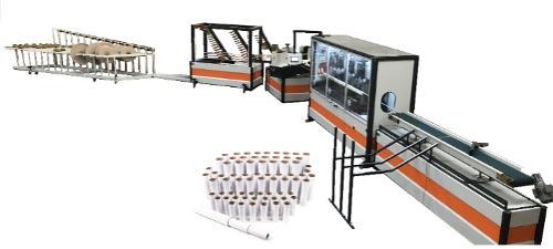 Mihver boru makinesi(Karton boru,Spiral boru,Rolik Makinesi)
