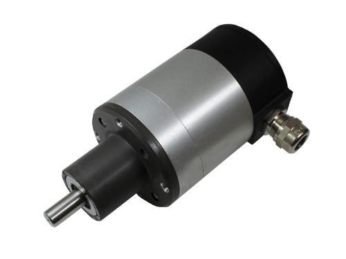Rotary position sensor DWA / rotary position encoders