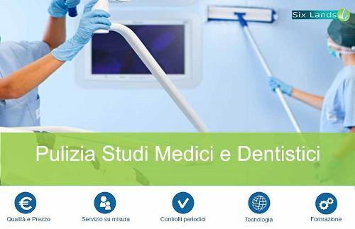 Pulizia Studi Medici e Dentistici