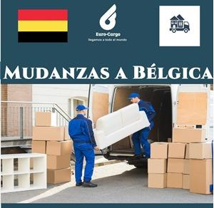 Mudanzas a Bélgica