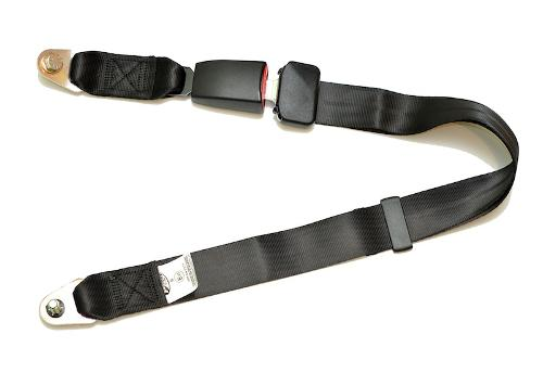 2-point lap safety belt type B (static)