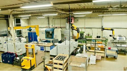 CNC Schleifen im Lohn