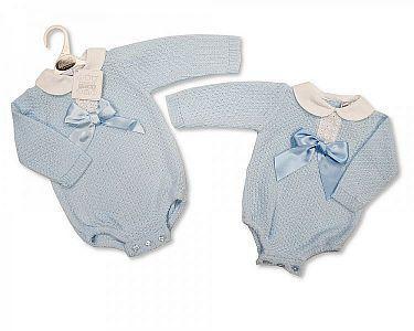 Spanische Strick-Babymode