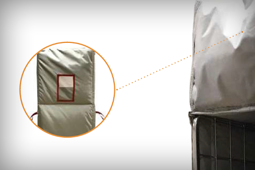 THERMAL COVER (STANDARD) FOR FOOD STAFF TRANSPORTATION...