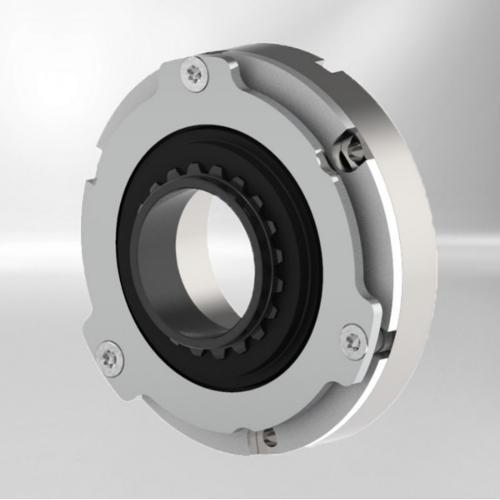 Fail-Safe Spring-applied brake-Servo Slim line