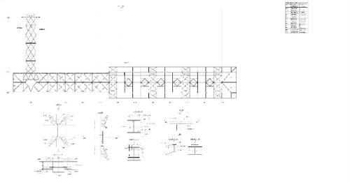 Erstellung von Stahlwerkstattszeichnungen