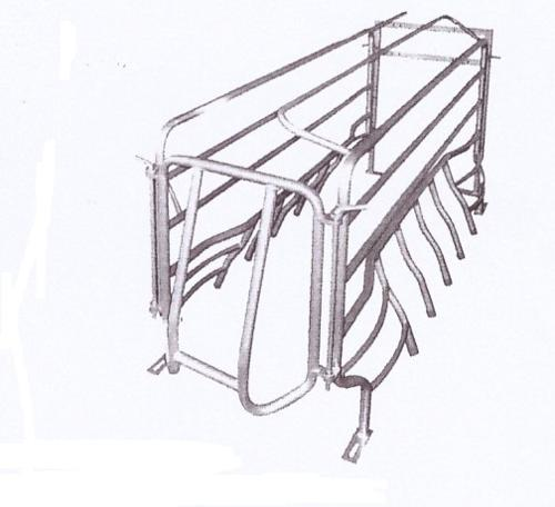 sow gestation/stall/pen/ farrowing limited crate