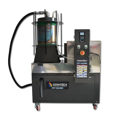 Limpiadora de filtros de partículas Oxyhtech Maxi+