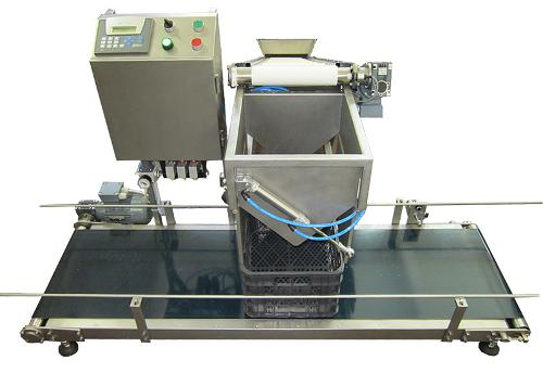 Automatic Counting and Crating System