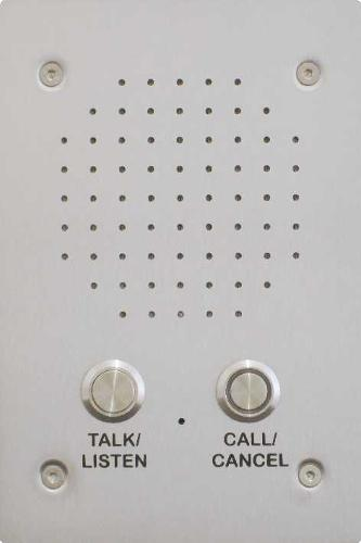 Vandal Resistant Intercom