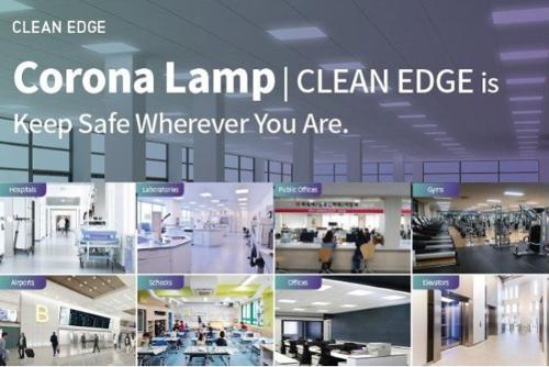 CleanEdge Ledpaneel