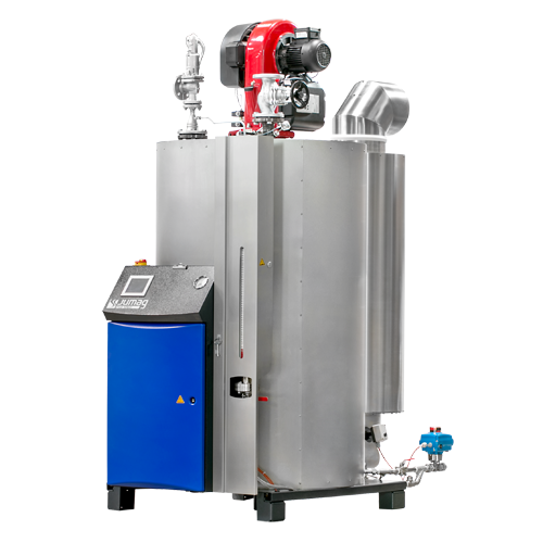 FLO1060, öl-/gasbeheizter Dampferzeuger
