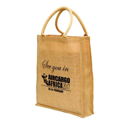 sac promotionnel de jute