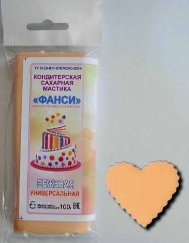 Universal sugar mastic