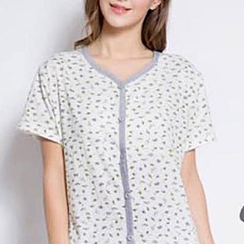 Pyjama court coton