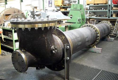 Pompe en essai hydraulique h:5800mm, 3500kg