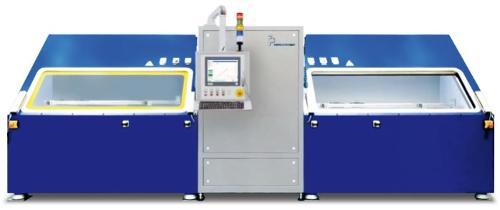 Dual Chamber Pressure Pulsation & Burst Test Stand