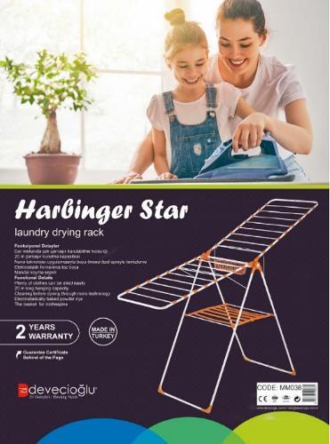 HARBINGER STAR KURUTMALIK - DRYING RACK