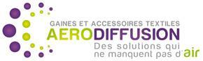 Accessoires aérauliques pour gaines textiles de ventilations