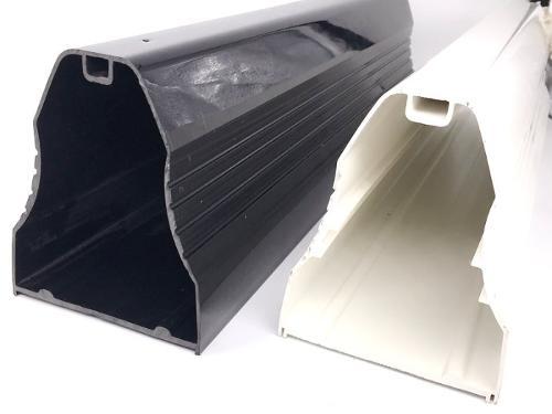 Plastic Extruded (PVC) Audio Speaker Body