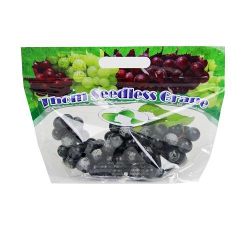 Food grade laminated pouch grape bag