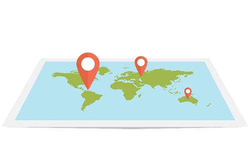 Localizzazione sito web