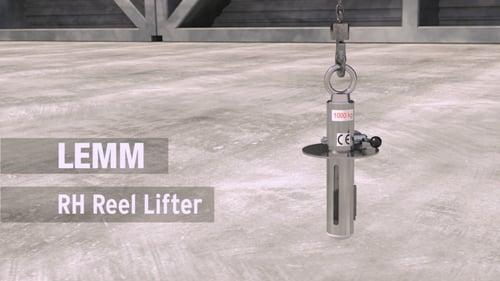 Reel lifter