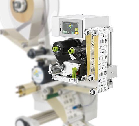 ELS 193 thermal / thermal transfer printing module