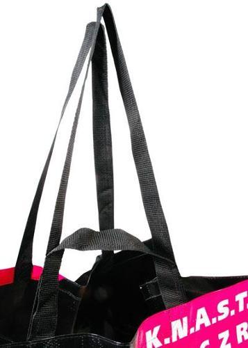 Poignées et rubans pour sacs de transport en polypropylène t