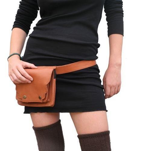 Paris Waist Bag Ladies