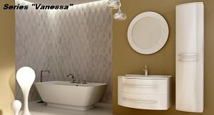 "Bathroom furniture set ""Vanessa"""