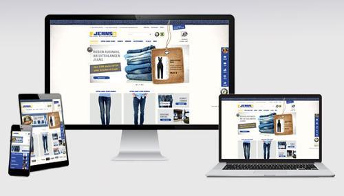 Webdesign, Responsive Design