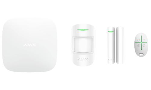 Ajax Alarm System Starter Kit (white)