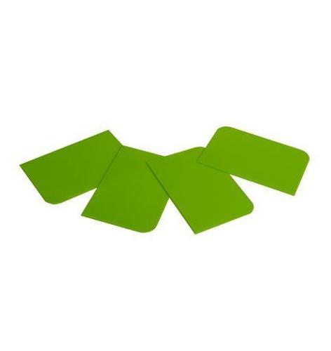 Plastic spreaders