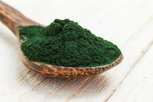 Bio Spirulina granulat Vanille Naturland zertifiziert