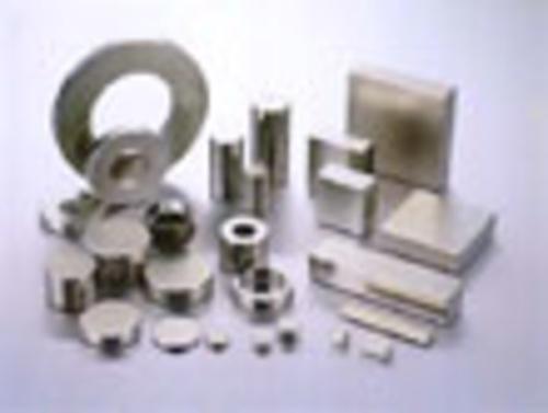Neodymium Iron Boron Magnets (NdFeB)