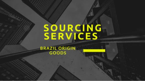 Sourcing and Exportation Services