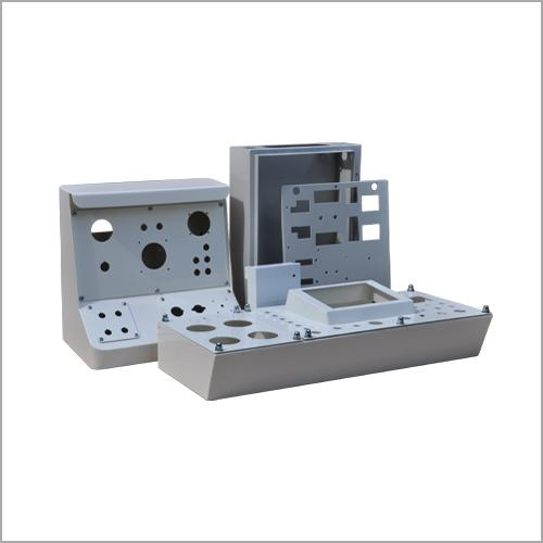 Control panel enclosures for self-propelled machines