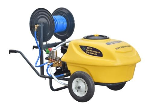 GASOLINE GARDEN SPRAYERS