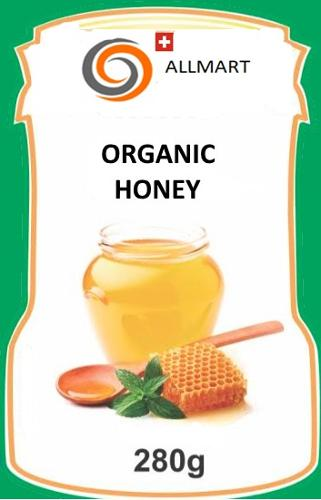 Organic- GMO free Brazilian Honey