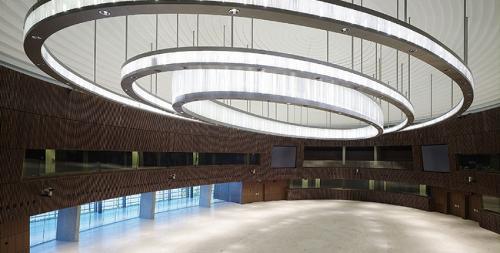 Salle de Conférence 1 - European Convention Center
