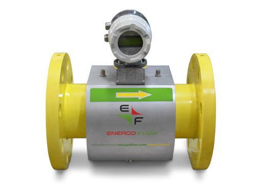 "Ultrasonic gas flow meter ""Energoflow GFE-202"""
