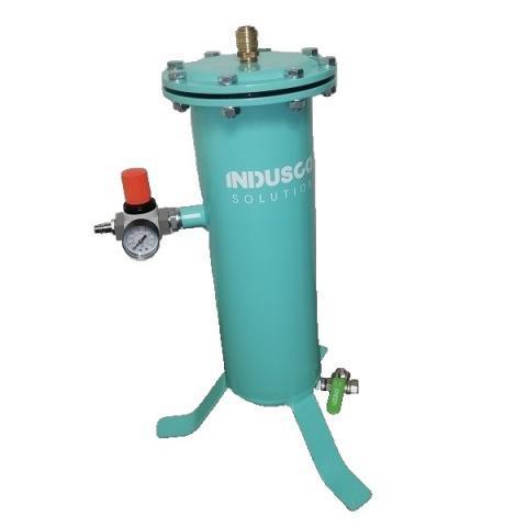 Atemluftfilter LPO-3.1 für einen Strahler
