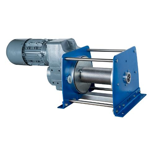 Electric rope winch PFW-E