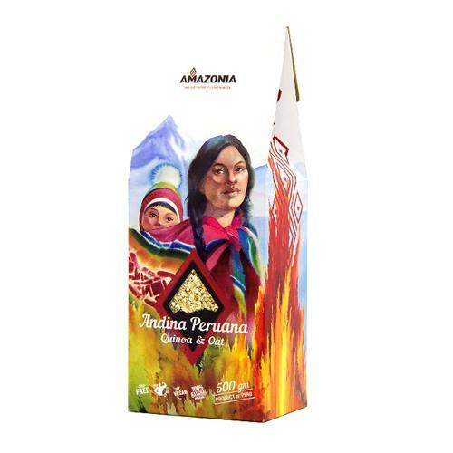 GRANOLA ANDEAN PERUVIAN