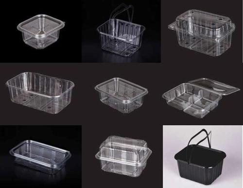 disposable container packaging