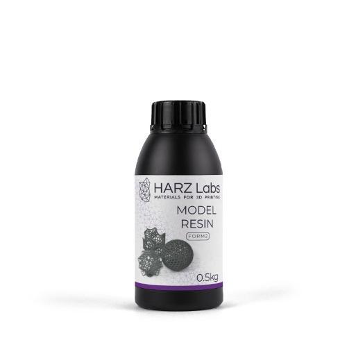 HARZ Labs Form2 Model Grey Resin (0,5 kg)