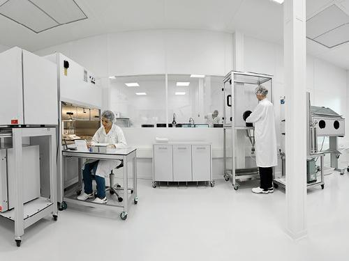 Sauberräume – schützen Ihre Produktion und Fertigung...