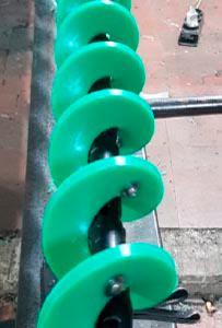 Screw Canveyor Spiral